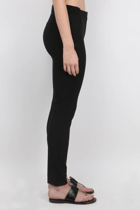 Veronica Beard Scuba Legging - Black