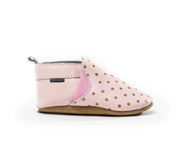 Pretty Brave Slip-On Blush With Spots