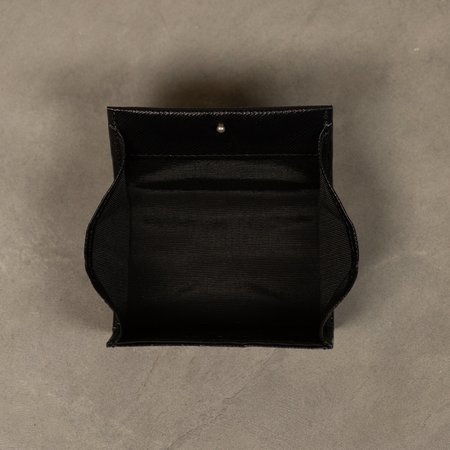 N.Hoolywood x Porter Adjustable Coin Case - Black