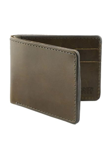 Tanner Goods Utility Bifold - Olive Foliage