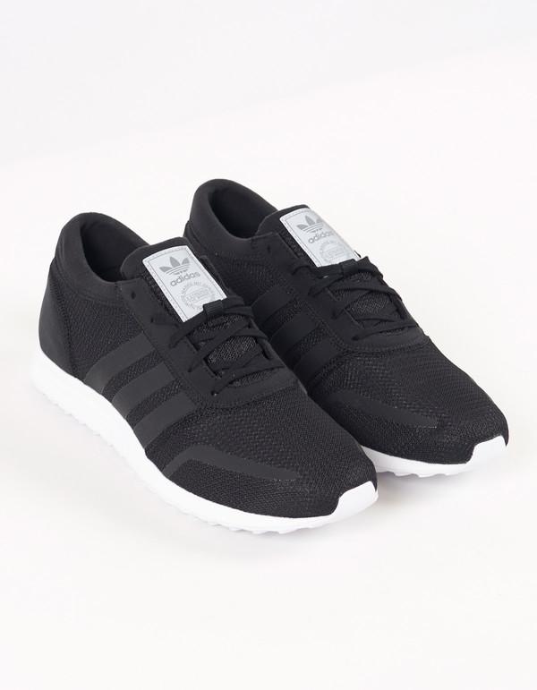 Adidas Los Angeles Core Black White