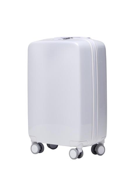 RADEN A22 luggage - White Gloss