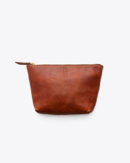 Nisolo Rosa Pouch - Rosewood
