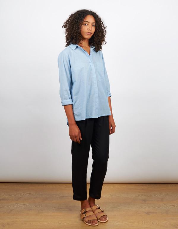 Just Female Blaze Shirt Celestial Blue