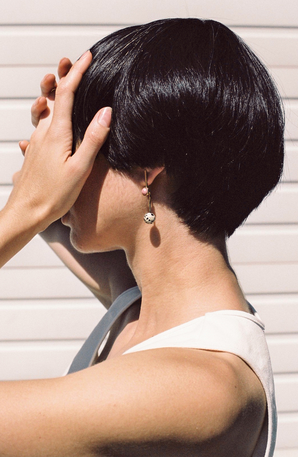 Quarry Annika Double Earrings
