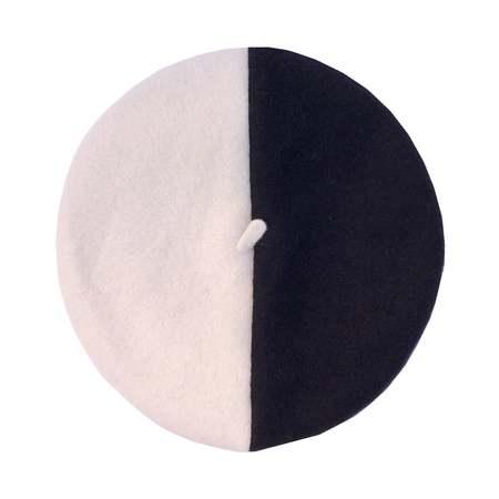 beret freak The Othello - black/white