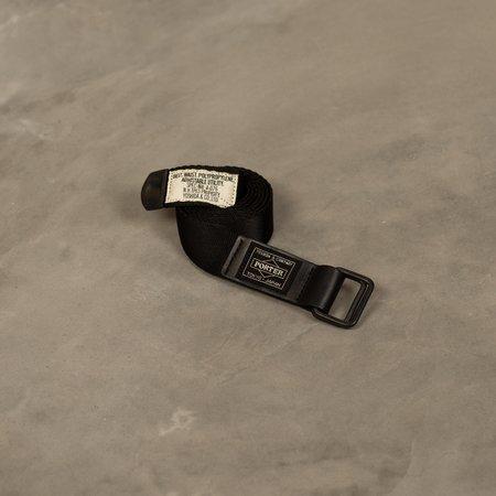 N.Hoolywood Porter Utility Ring Belt - Black