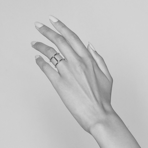 Kara Yoo Four Sisters Ring