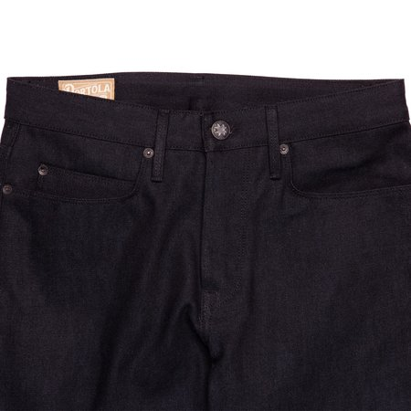 Freenote Cloth Portola Denim Jeans - Black/Grey