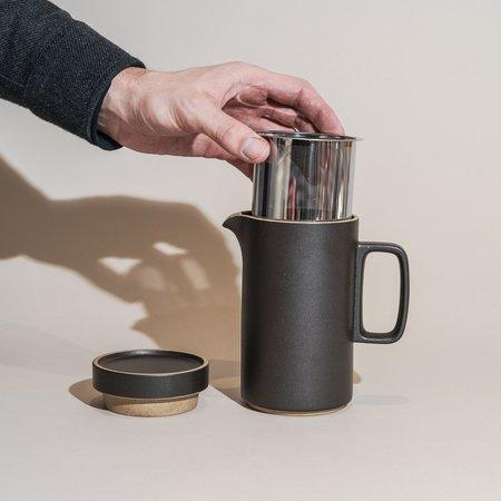 Hasami Porcelain Tall Teapot - Black