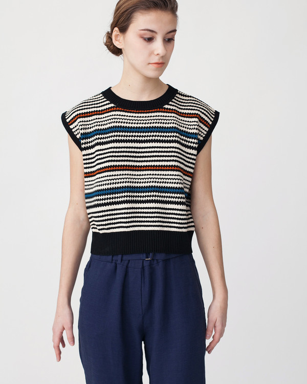 Rachel Comey Cropped Knit Top