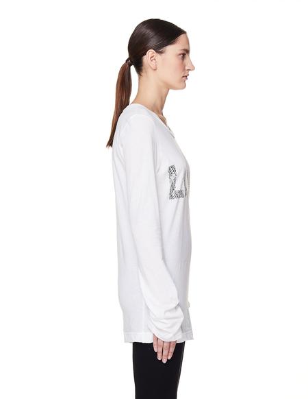 L.G.B. Love Printed Cotton L/S T-Shirt