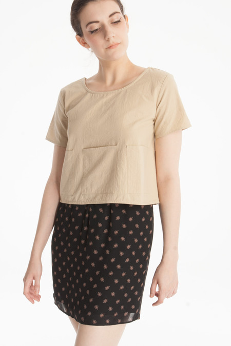 Samantha Pleet Phase blouse