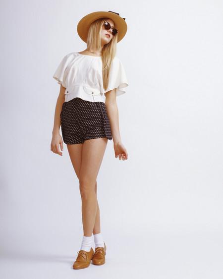 Samantha Pleet Pick Pocket Shorts