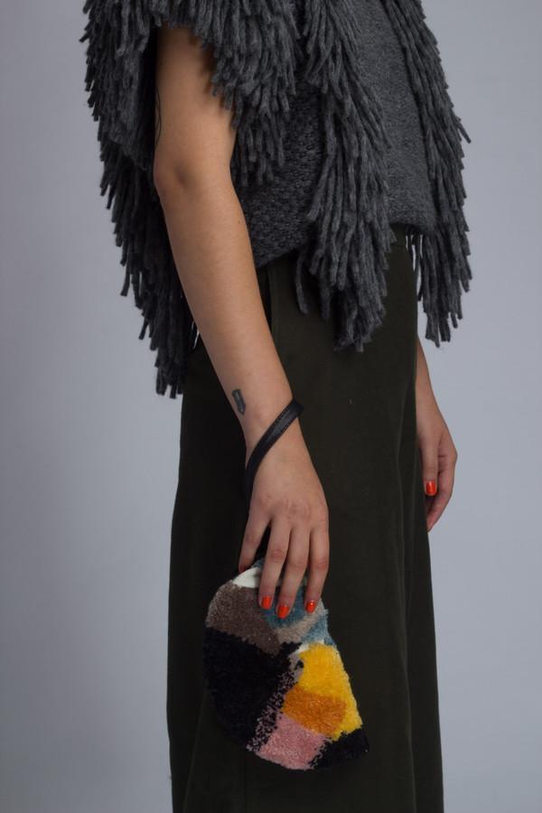 Rachel Comey Triad Embroidered Bag