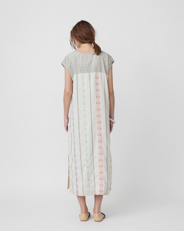 Ace & Jig Tulum dress in Sunkissed