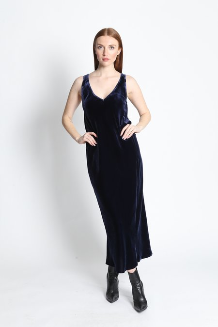 Privé Piper Velvet Dress