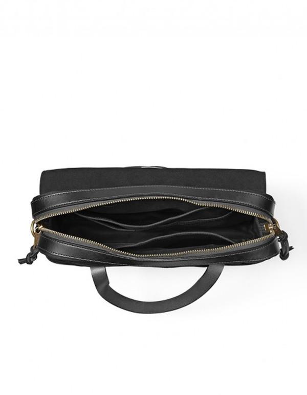 Filson Original Twill Briefcase Black