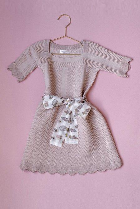 Kids Atelier Choux Knitted Dress