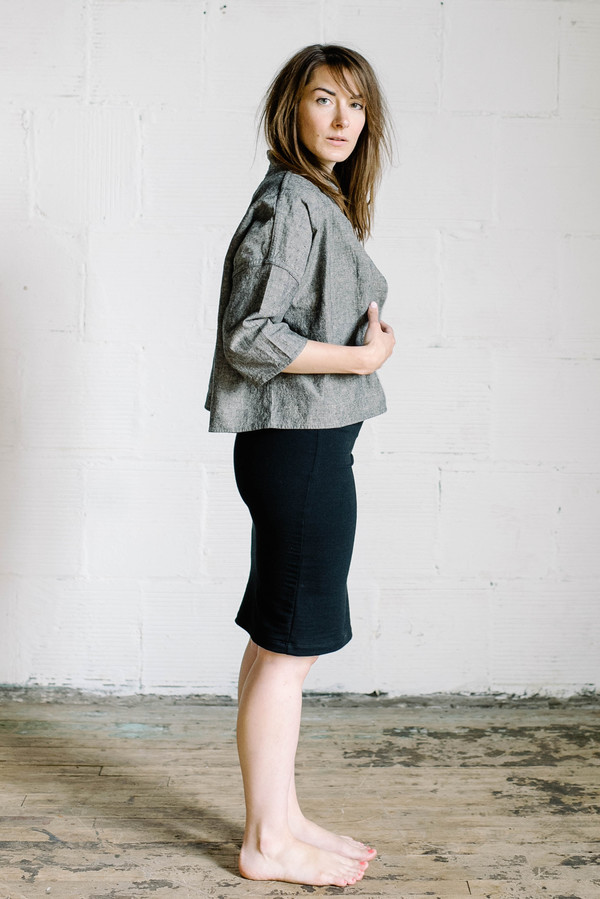 Hackwith Design House Short Jacket