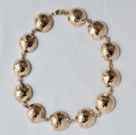 Beaufille Bombero Choker - Gold