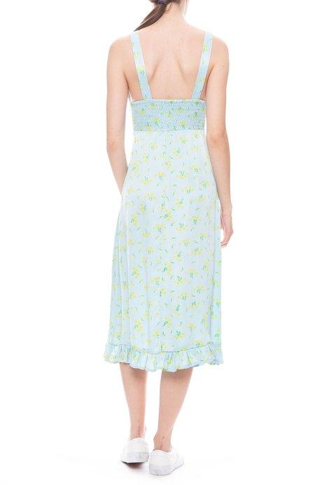 Faithfull The Brand Emili Midi Sun Dress - DARIA FLORAL