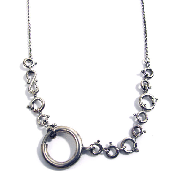 Sport Ring Necklace