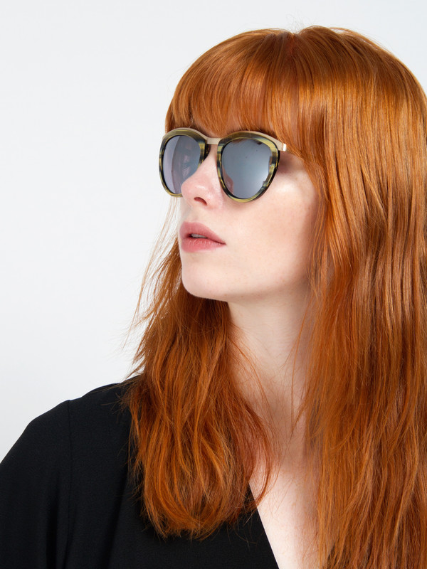 Smoke & Mirrors Comic Strip Sunglasses