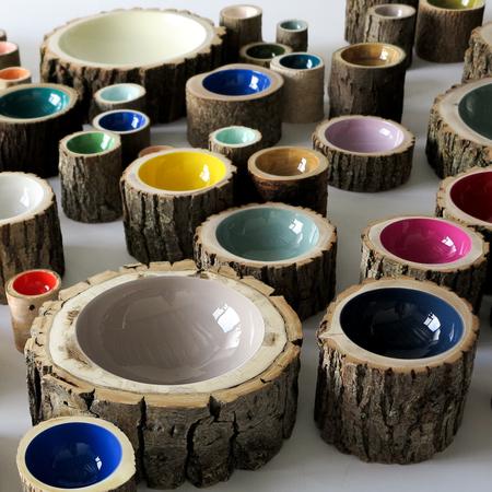 Loyal Loot Log Bowl Size 5 - Pale Sage