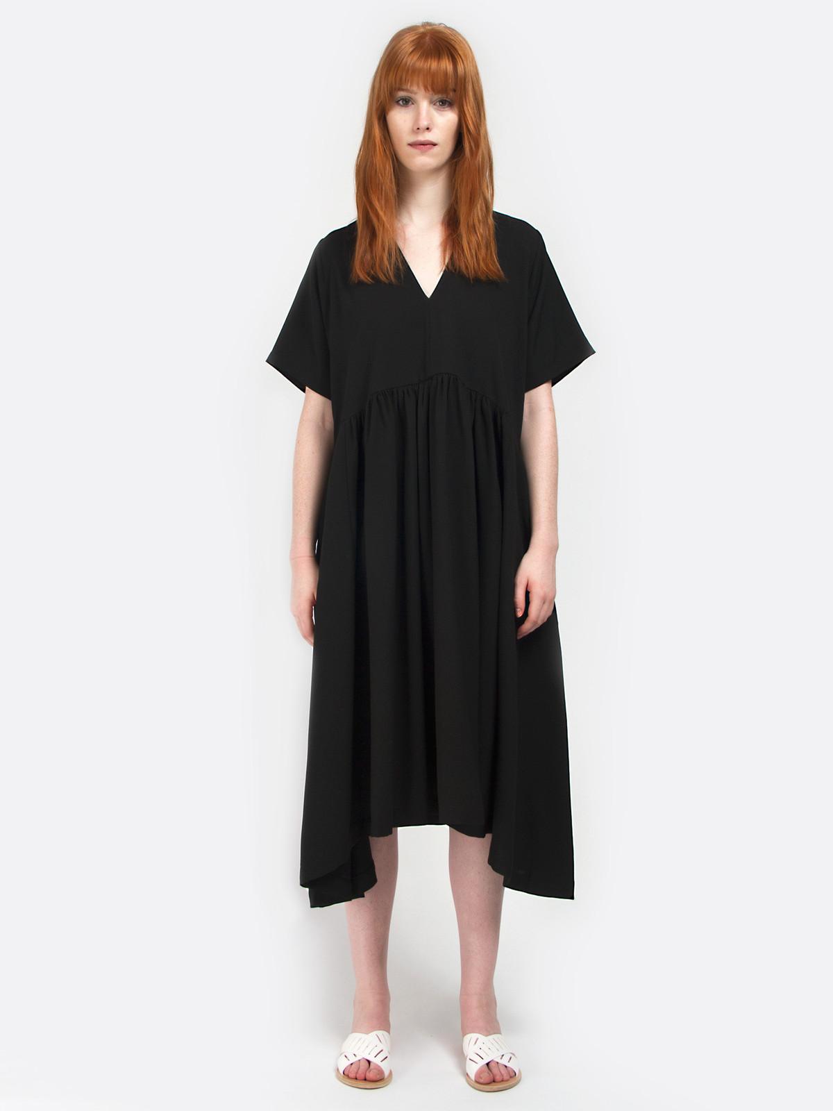 Black dress very - Henrik Vibskov Black Very Dress Henrik Vibskov