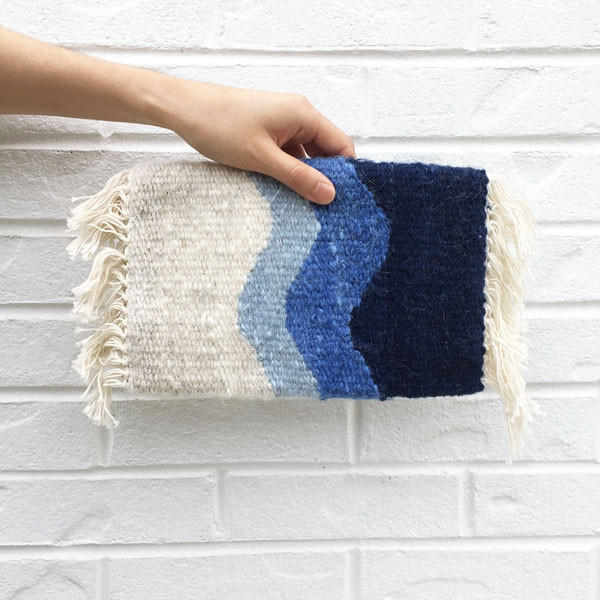 Proud Mary - Wave Clutch