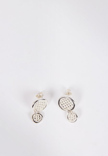27mollys Kiiiiisha Earrings - silver