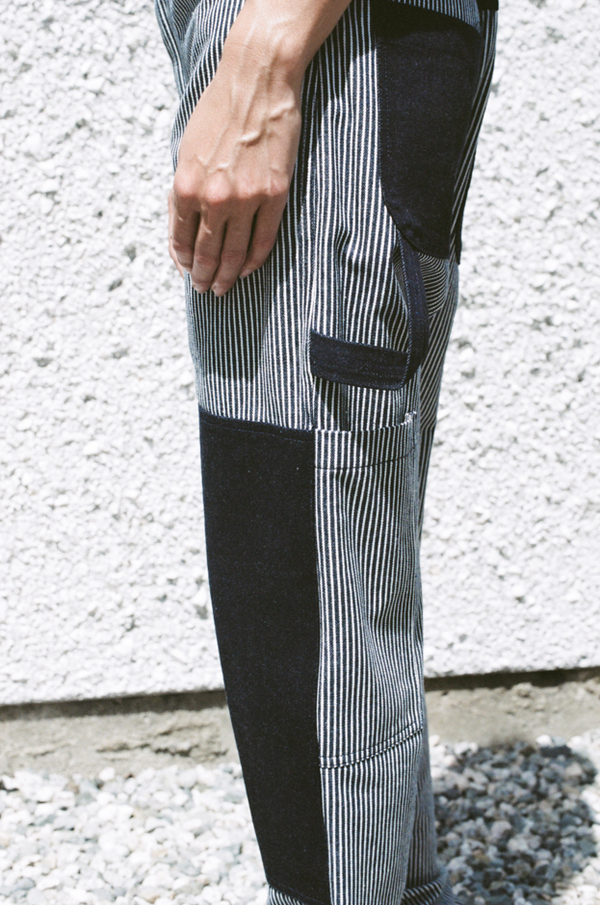 Nomia Combo Painter Pant - midnight