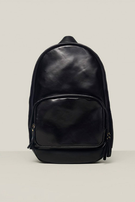 Haerfest H1 Backpack All Leather Black