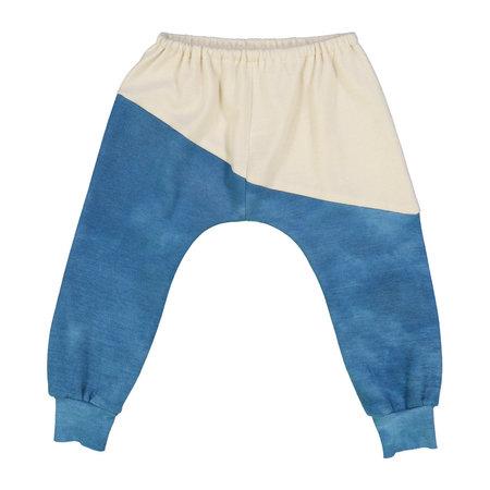 Kids Petit Mioche Organic Bicolor Merino Wool Pants