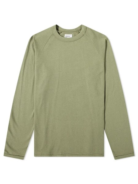 Les Basics Le Long Sleeve - Army