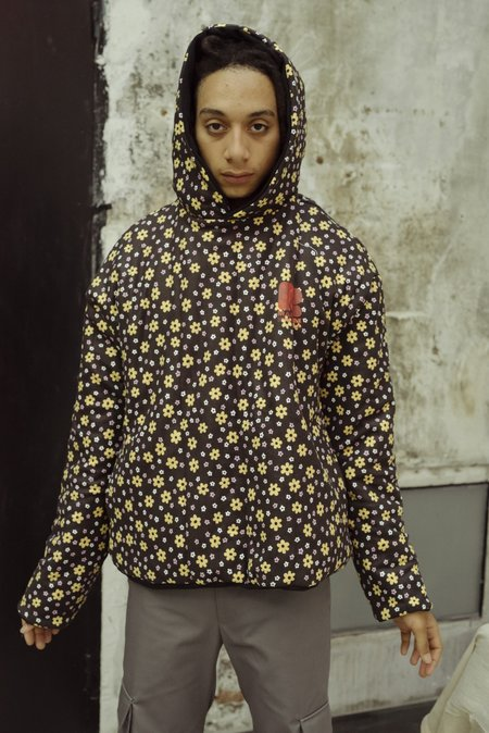 Martine Rose Brains Reversible Flower 20/20 Hoodie