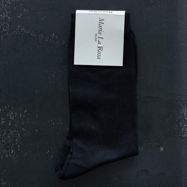 Maria La Rosa ONE Sock Black