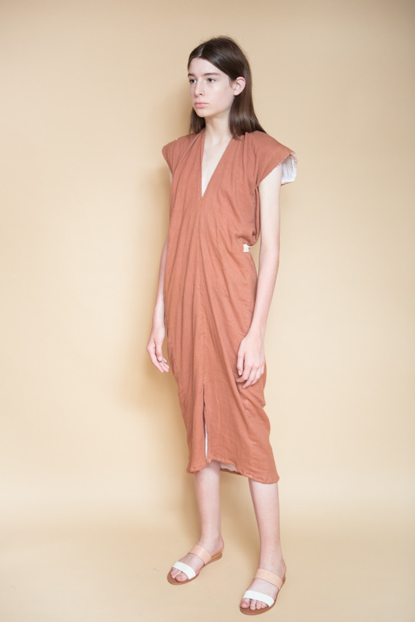 Miranda Bennett Vision Dress - Noon