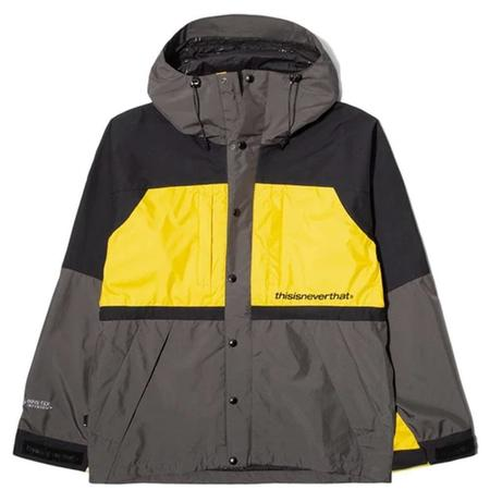 ThisIsNeverThat Gore-Tex Infinium Explorer Jacket - gray