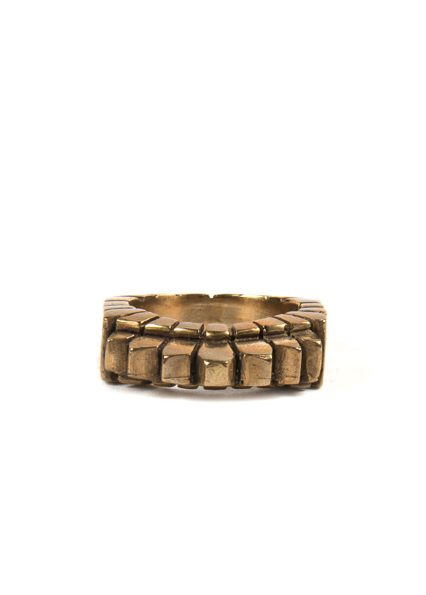 Reason & Madness Jewelry - Arched Ring