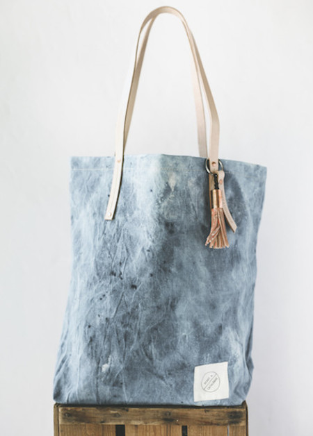 Scout & Catalogue - San Miguel Tote in Light Denim