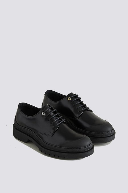 WANT Les Essentiels Wellington Leather Derby Shoe