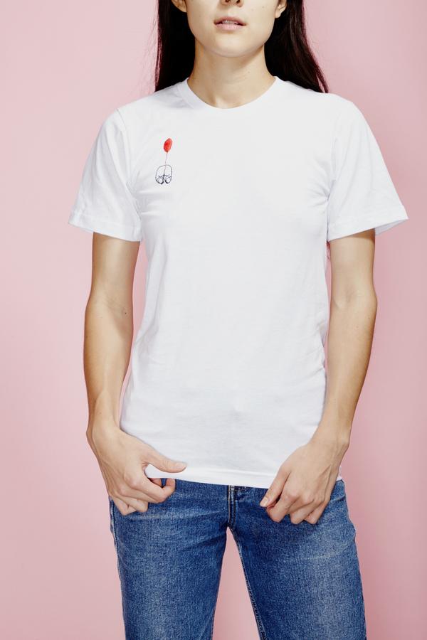 Camilla Engstrom Butt Balloon T-Shirt