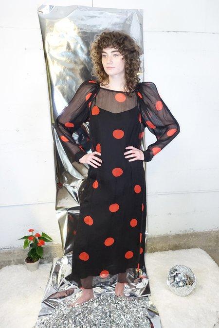 Mara Hoffman Elisabetta Dress - Red Dot