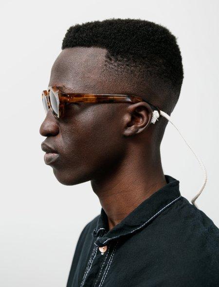 Tender Octagon Sunglasses - Mock Turtle