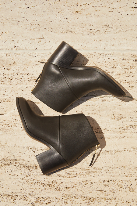 Nisolo Dari Boot - Black