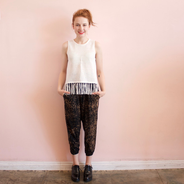 Mary Meyer Galaxy pants