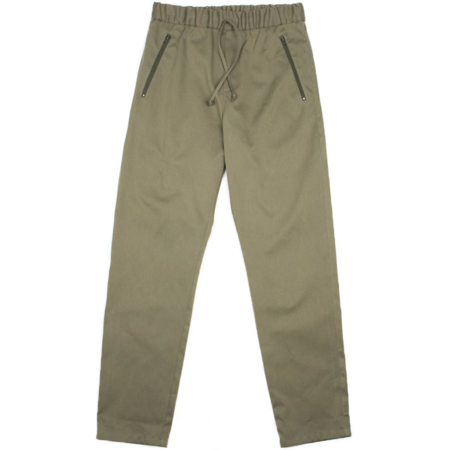 A.P.C. Pantalon Crossover - khaki
