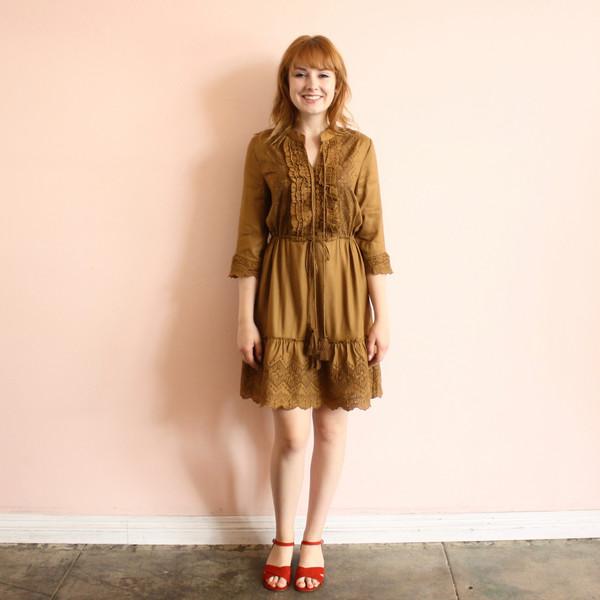 Maria Stanley Masselin Dress